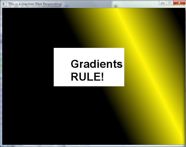 Gradients Rule